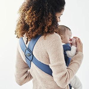 La Mochila Porta Bebé Mini
