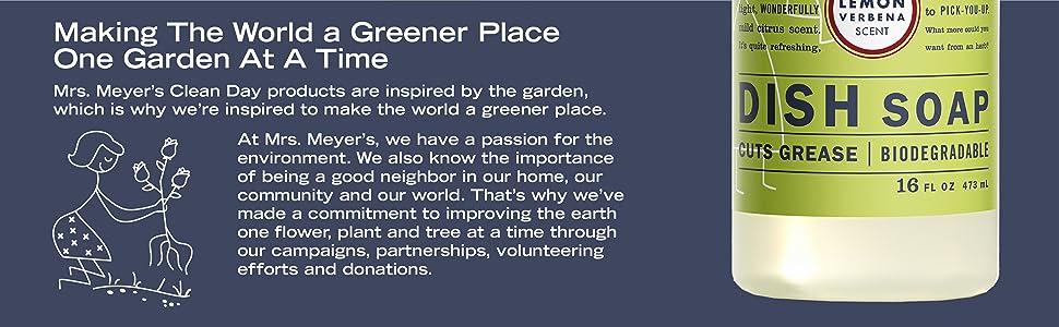 world greener garden