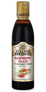 Filippo Berio Raspberry Balsamic Glaze - Product Image