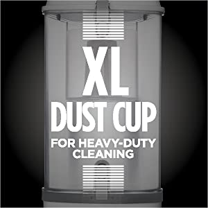 Extra Large Dust Cup
