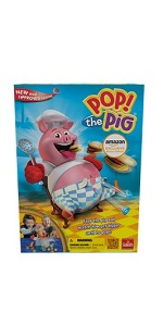Pop the Pig Amazon Exclusive Game