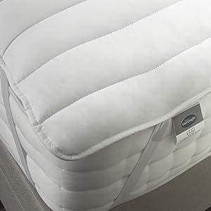 silentnight bounceback mattress topper king. Black Bedroom Furniture Sets. Home Design Ideas