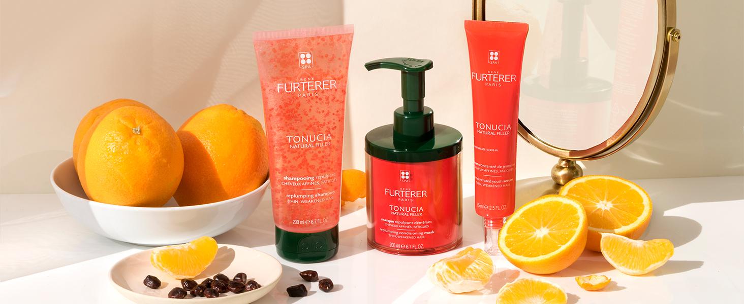 Tonucia, Anti-Aging, Aging Hair, Shampoo, Mask, Serum, Scalp