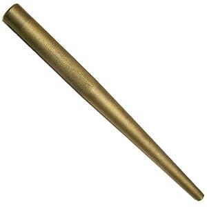 MayhewTools Knurled Brass Line-Up Punch automotive, mechanic, pins, bolts, rivets, align