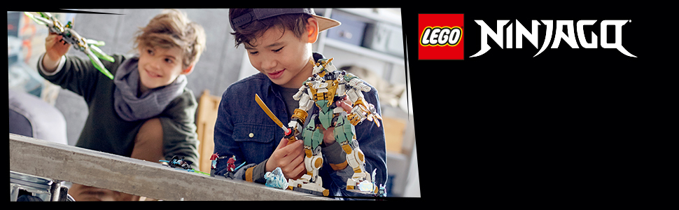 70676 LEGO Ninjago Lloyd's Titan Mech