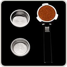 Krups Espresso Intenso Calvi Meca XP344010 - Cafetera compacta de ...