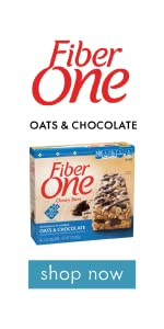 Fiber One Oats and Chocolate