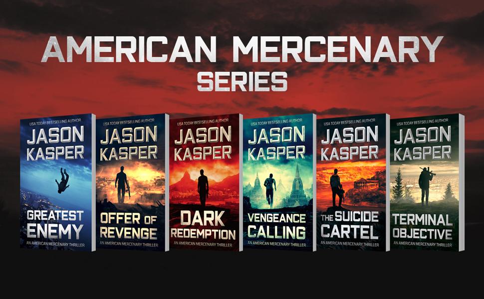 American Mercenary Series