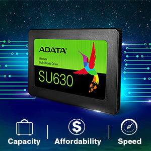 3D QLC SSD – High Capacity Without Breaking the Bank