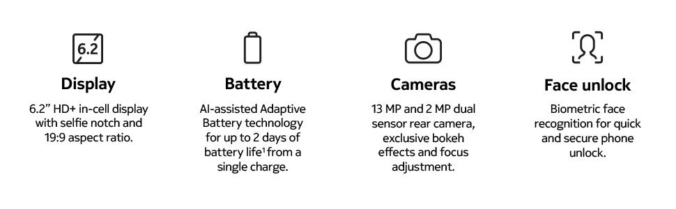 Nokia 2.3 specs