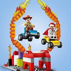 LEGO 4+ Duke Caboom's Stunt Show
