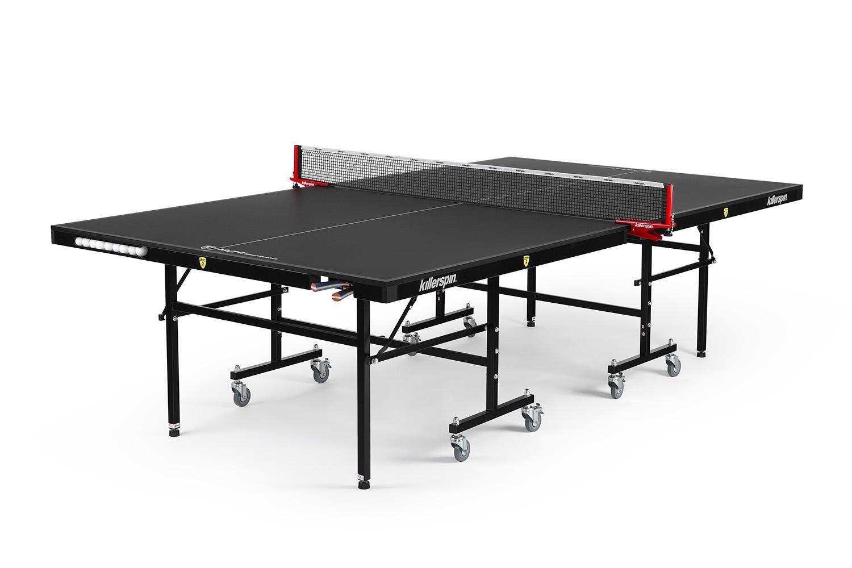 Killerspin Myt4 Folding Ping Pong Table Adjustable Indoor