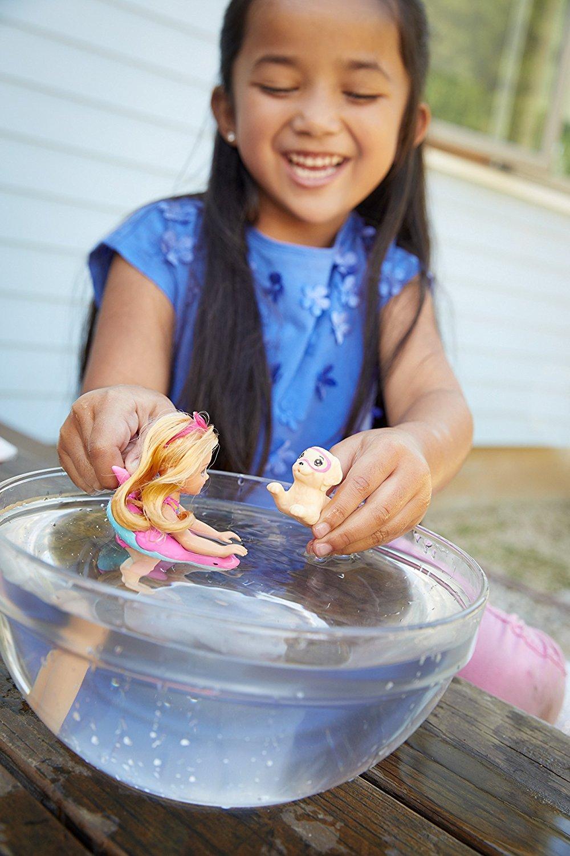 Amazon.com: Barbie Dolphin Magic Chelsea Doll: Toys & Games