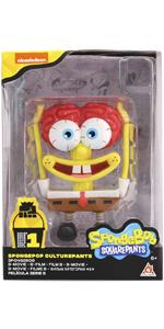 bob esponja, patricio, juguetes niños, juguetes bob esponja, figuras, coleccion, juguetes dibujos