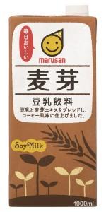 豆乳飲料 麦芽