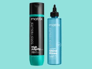 high amplify conditioner, lamellar treatment,shine rinse
