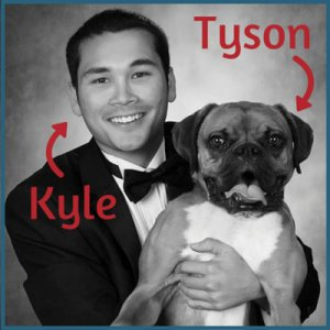 Kyle and Tyson