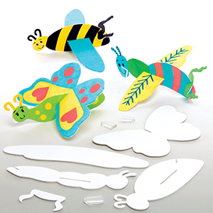 Bug Color-in Gliders