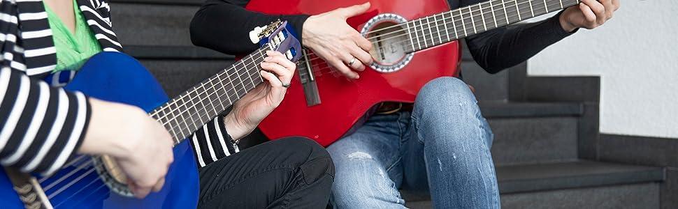Set básico de guitarra de concierto
