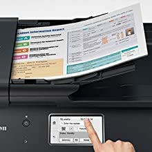 Canon PIXMA TR8520 Wireless Home Office All-In-One Printer with Scanner