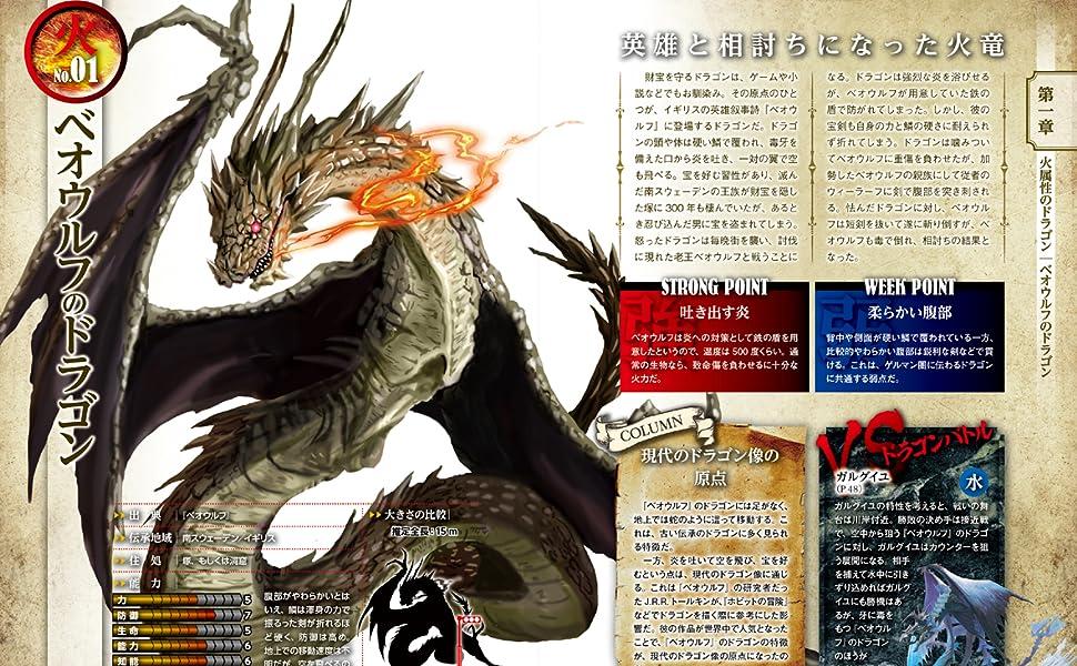 ドラゴン ベオウルフ