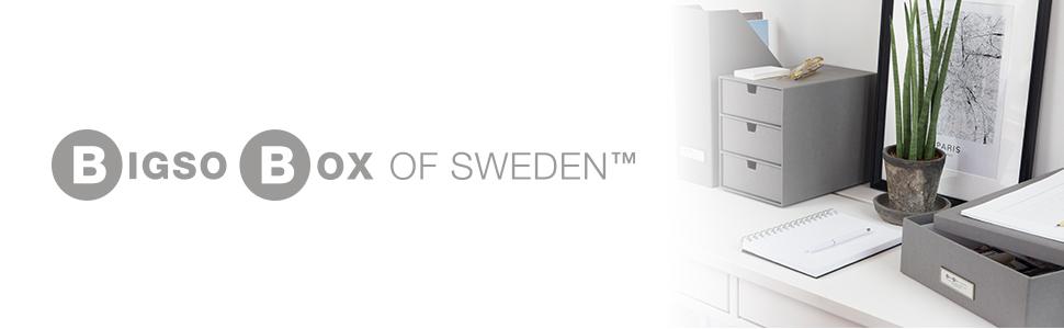 Bigso Box of Sweden Rangement Bureau