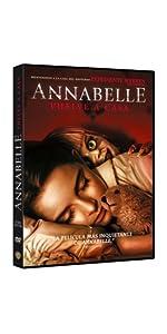 Annabelle vuelve a casa, Warren, la llorona, la monja, expediente, terror, horror