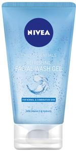 face wash; womens face wash; womens face cleanser; womens face gel wash; daily essentials