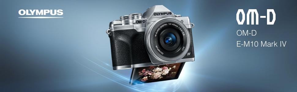 Olympus Om D E M10 Mark Iv Micro Four Thirds System Camera Photo