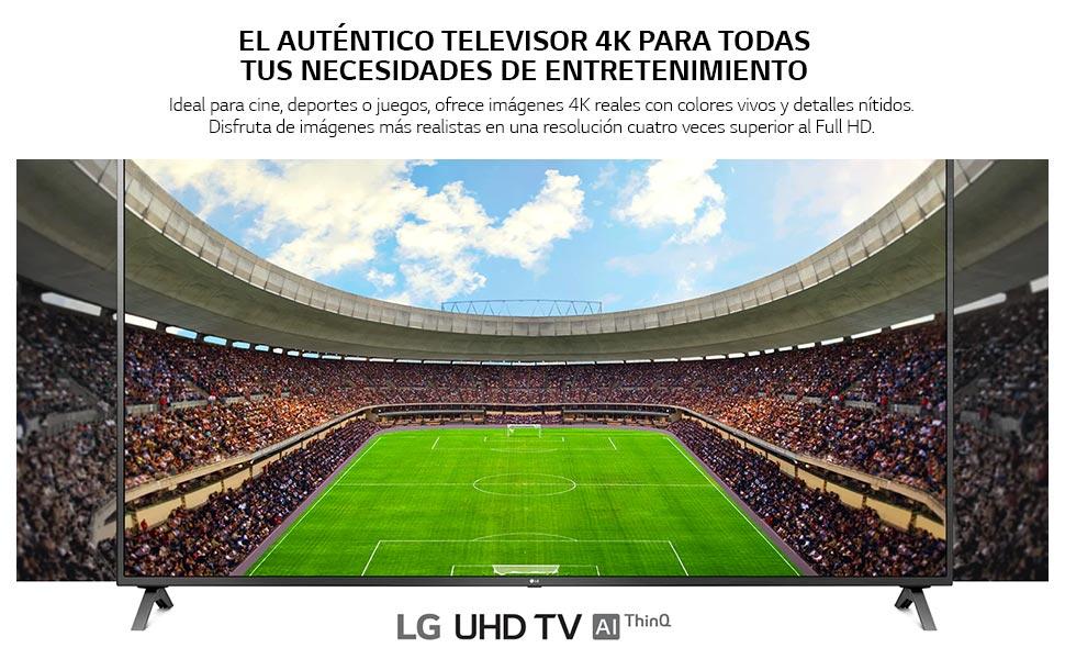 Televisor LG 82UN85006LA