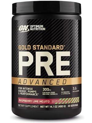 pre workout optimum nutrition main advanced