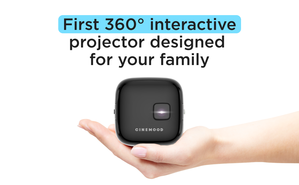 First 360° interactive