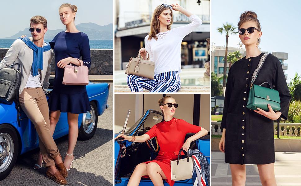 Pierre Cardin handbags lifestyle
