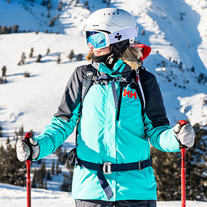 helly hansen jacket for skiing