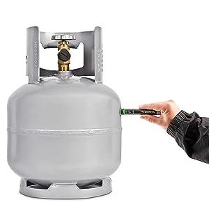 Dometic Gaschecker GC 100 - Indicador de nivel de llenado de las bombonas de gas