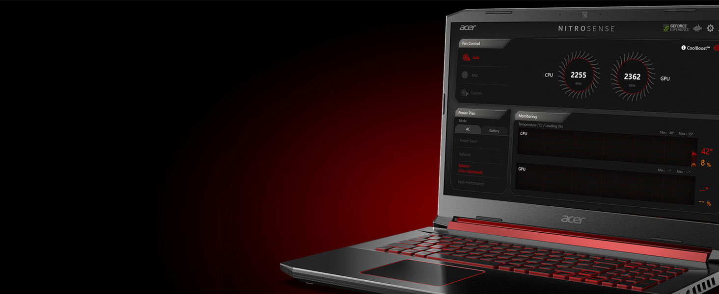 Acer Nitro AN515-54 Amazon Choice NVIDIA RTX Gaming Intel 9th Gen i7 MSI ROG ASUS