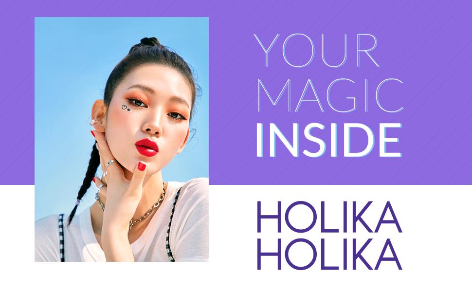HOLIKA HOLIKA K-BEAUTY KOREAN COSMETICA