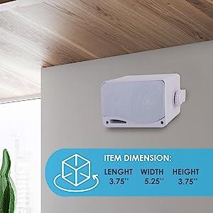 outdoor speakers;speaker;weather proof grill cover;waterproof speaker;stearo speakers;wall speaker