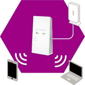 802.11ac,wave2,wifi,無線LAN,ルーター,中継,アクセスポイント,MU-MIMO,ビームフォーミング
