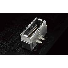 フロント USB 3.1 Gen2 Type-C