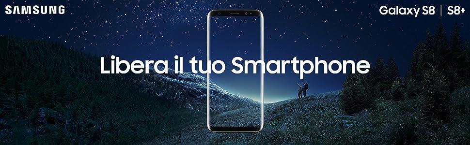 S8 S8+ smartphone