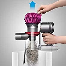 Hygienic Bin Emptying Cleaning efficient vacuum