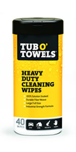 Amazon Com Tub O Towels Heavy Duty 10 Quot X 12 Quot Size Multi