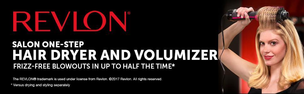 revlon one step; hair dryers; volumizer; volume; revlon appliances; less heat damage; turbo;