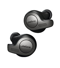 Jabra Elite 65t Alexa Enabled True Wireless Earbuds Charging Case