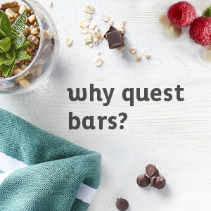 Why Quest Bars