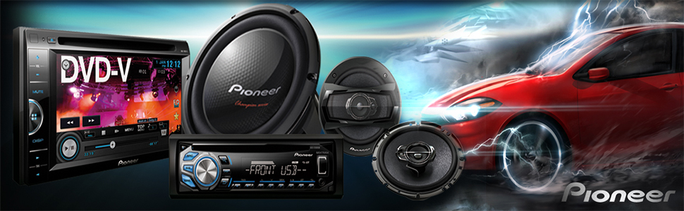 Pioneer AVH 210EX