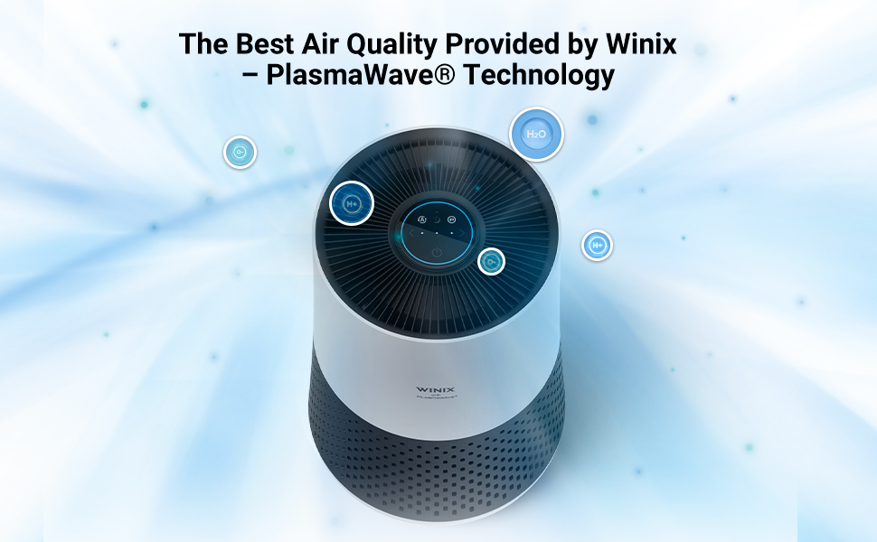A231 Air Purifier with PlasmaWave Technology