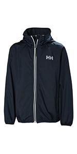 helly hansen juniors rain jacket
