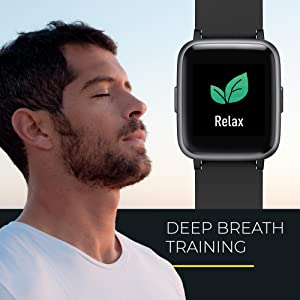 deep breathe training